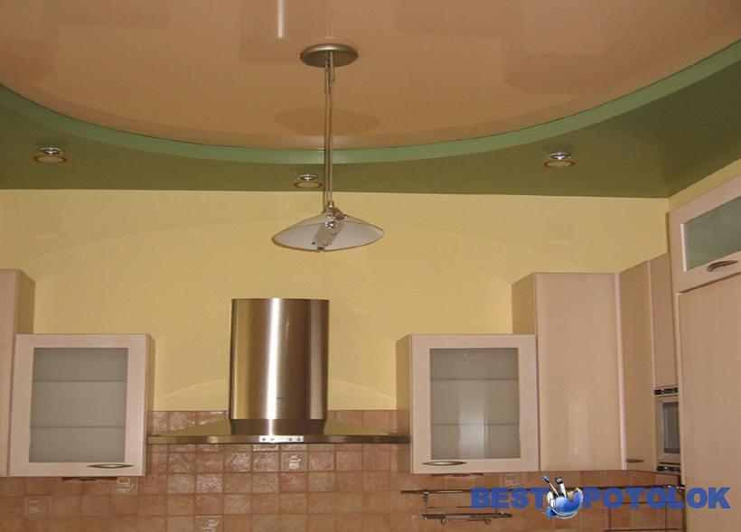 ... дизайн потолка на кухне индивидуально: www.best-potolok.ru/g_kit.html